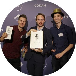 Årets Gyldne Hat 2016: Too Good To Go