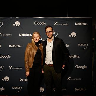 Årets Gyldne Hat 2015: Camilla Hessellund Lastein, Lix Technologies