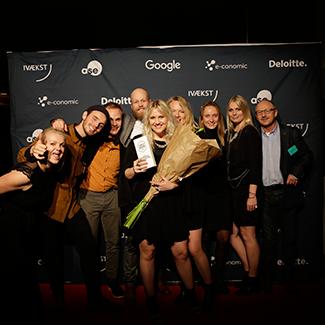 Årets Kvindelige Iværksætter 2015: Herle Jarlsgaard Hansen, FINDERSKEEPERS