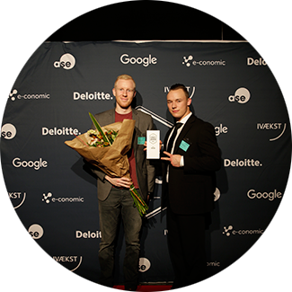 Årets Pitch 2015: Andreas Ydesen & Anders Sørensen, Intelligent Marking