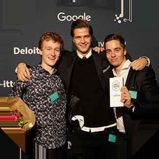 Årets Unge Håb 2015: Jesper Theil, Hjalte Wieth & Christoffer Nyvold, SoundBoks
