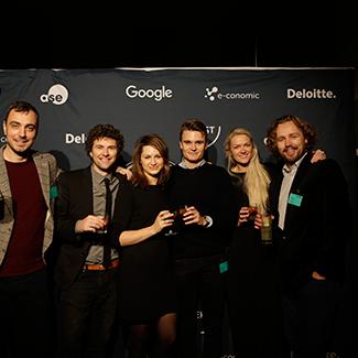 Årets Væksteventyrer 2015: Matias Møl Dalsgaard, GoMore