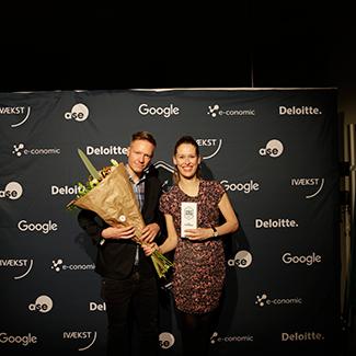 Årets Vovehals 2015: Lea Korsgaard, Zetland