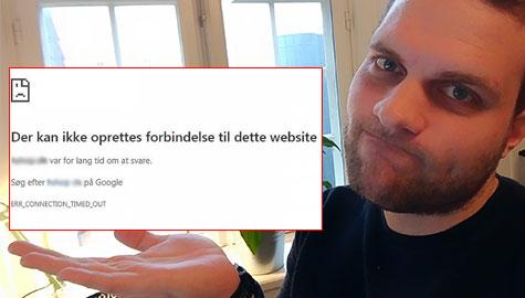 Hvad kan du gøre når din webshop går ned på black friday?