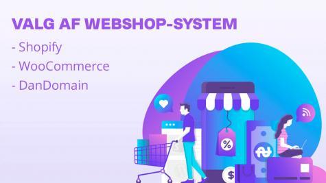 webshop-system